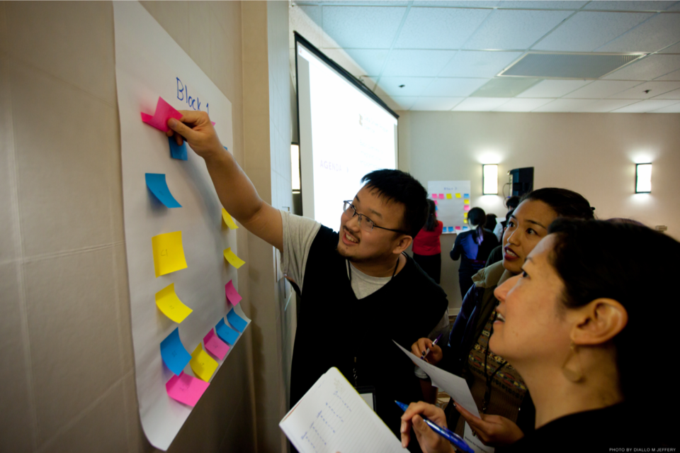 Step by Step, and in Leaps and Bounds: Building the Power of AAPI Communities