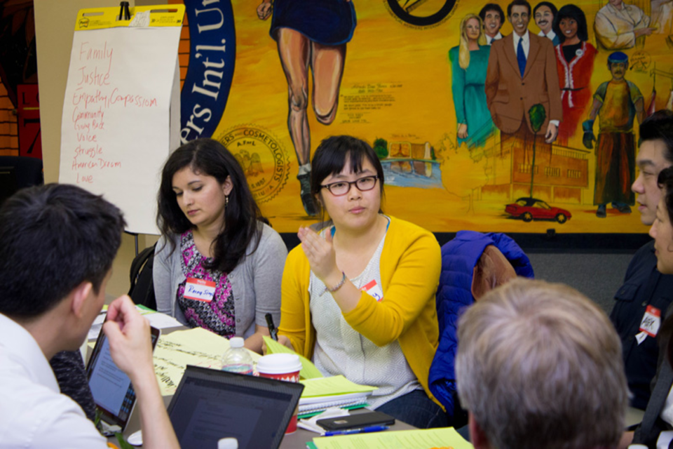 Building AAPI Community Power in 2016